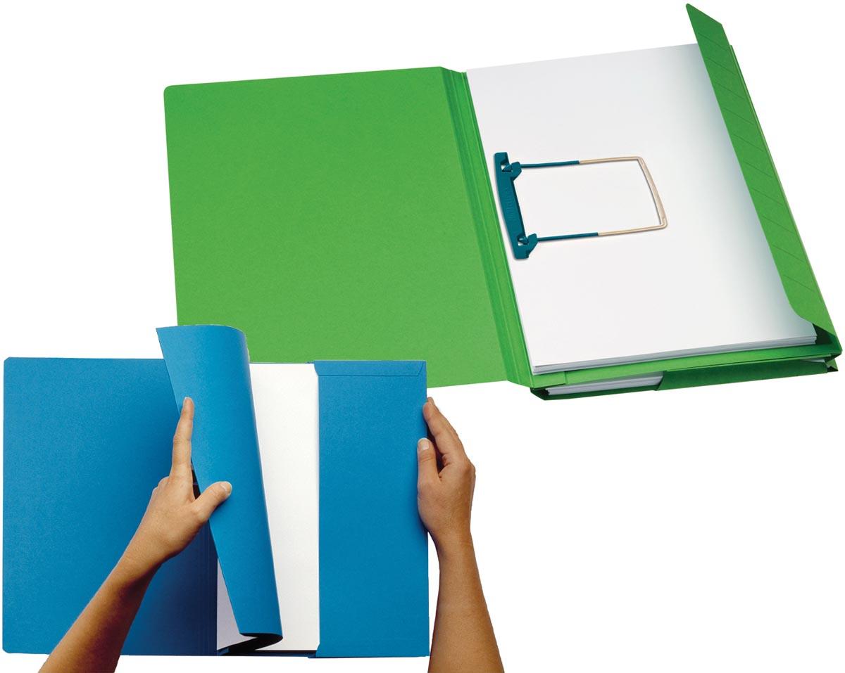 Jalema Secolor Combimap, pak van 10 stuks, groen