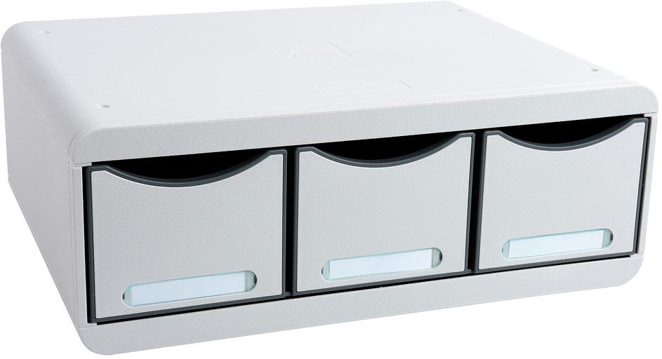 Exacompta ladenblok Toolbox Maxi, lichtgrijs