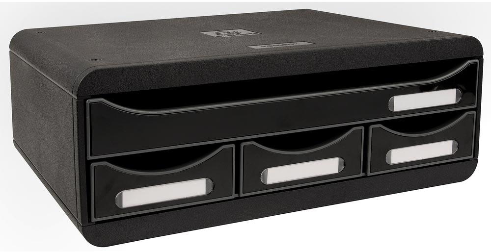 Exacompta ladenblok Toolbox Mini, zwart