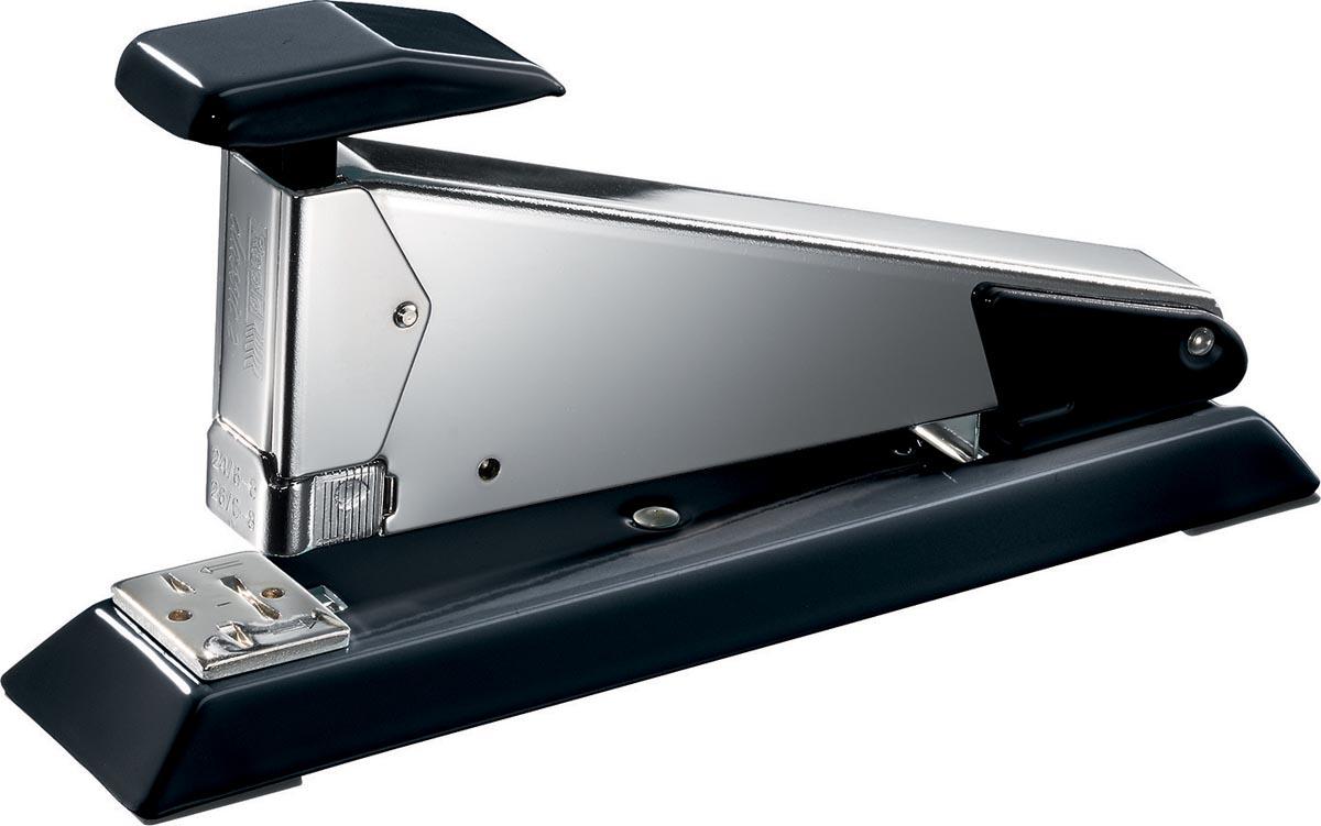 Rapid Nietmachine K2 Zilver-Zwart 24-6 24-8 Stuks