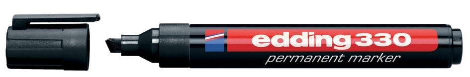 Edding permanente marker e-330 zwart