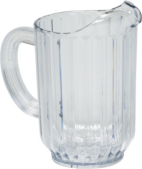 Rubbermaid schenkkan Bouncer, 1,4 liter, transparant