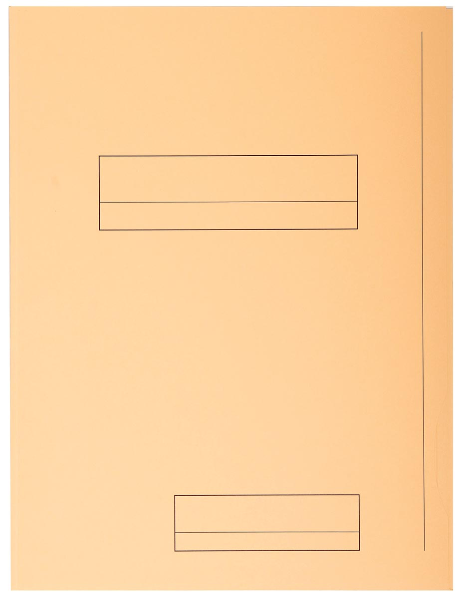 Exacompta dossiermap Super 210, pak van 50 stuks, gems