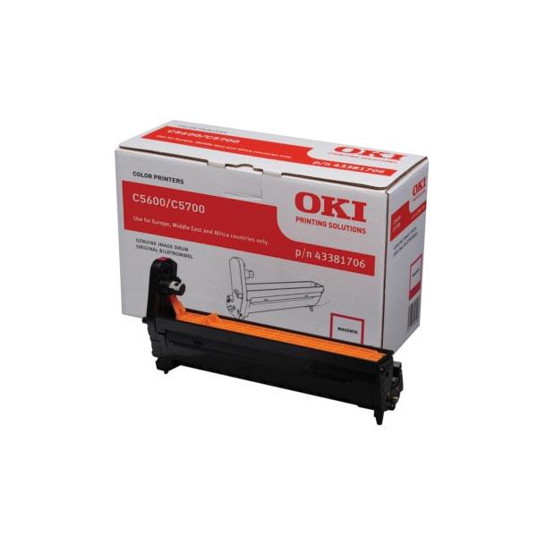 Oki Drum Kit magenta - 20000 pagina's - 43381706