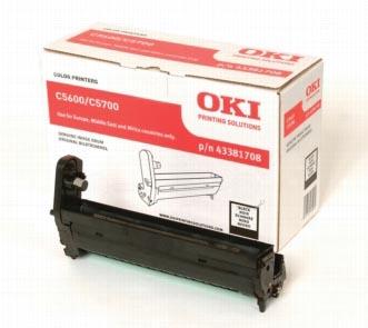 Oki Drum Kit zwart - 20000 pagina's - 43381708
