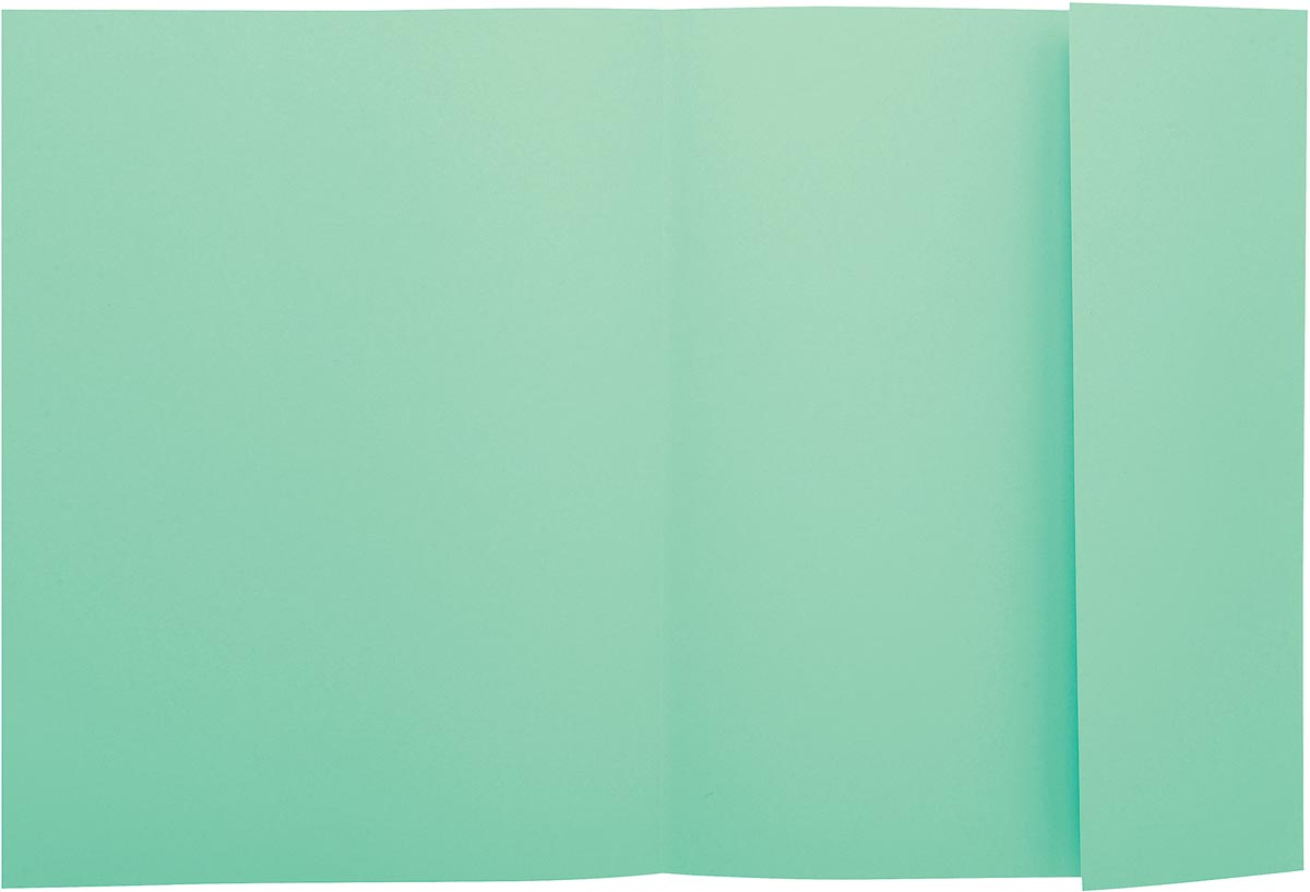 Exacompta dossiermap Super 210, pak van 50 stuks, groen