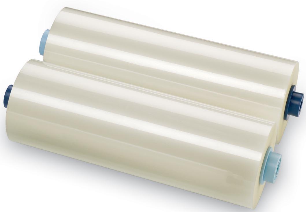 GBC lamineerrol eZLoad ft 305 mm x 75 m, 150 micron (2 x 75 micron), pak van 2 rollen, glanzend