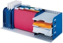 Styrowave Sorteerrek Styrorac 8 vakken en 3 legborden, horizontale en verticale compartimenten