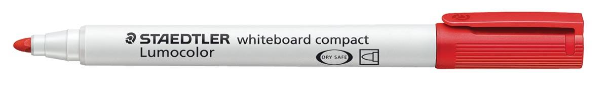 Staedtler whiteboardmarker Lumocolor Compact rood