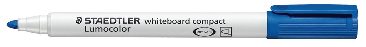 Staedtler whiteboardmarker Lumocolor Compact blauw