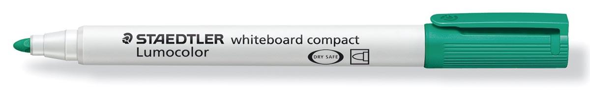 Staedtler whiteboardmarker Lumocolor Compact groen