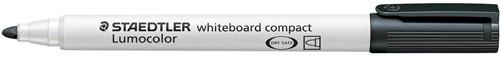 Staedtler whiteboardmarker Lumocolor Compact zwart
