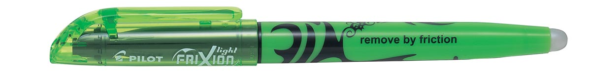 Pilot markeerstift Frixion Light groen
