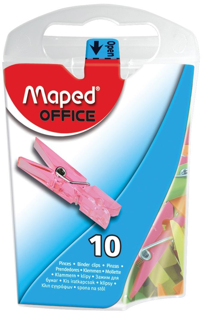 Maped DS 10 PLAST. WASSPELDJES ASS. (3440111)