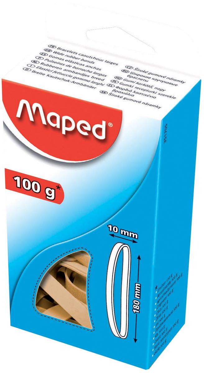 Maped elastieken 180 x 10 mm