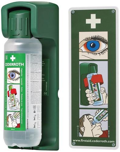 Cederroth wandhouder voor oogspoelmiddel (ref. 352610)-2