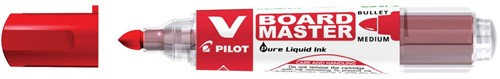 Pilot whiteboardmarker V-Board Master M, medium 2,3 mm, rood