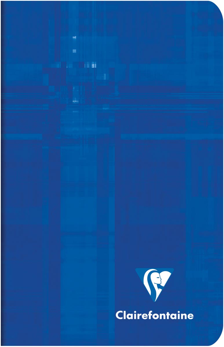 Clairefontaine NOTITIEBLOK 75X120MM Q5 ASS (3582C)