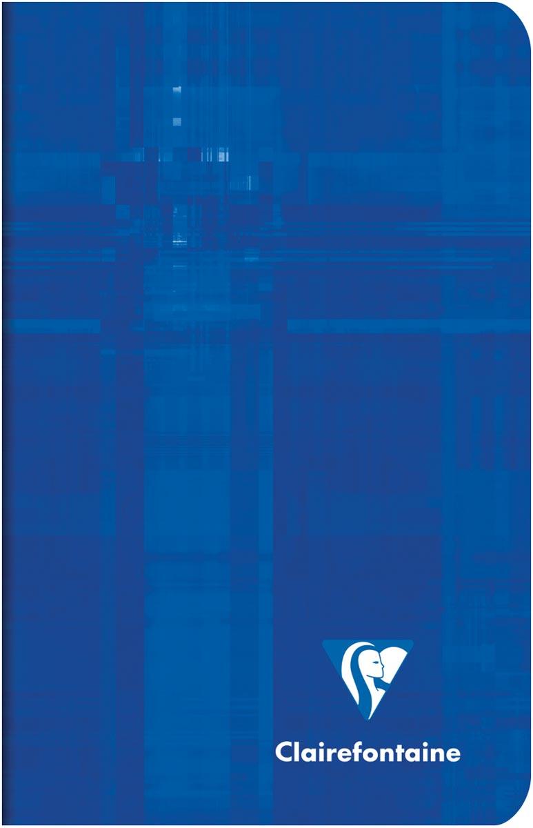 Clairefontaine Metric notitieboekje, ft 7,5 x 12 cm, 48 bladzijden, gelijnd