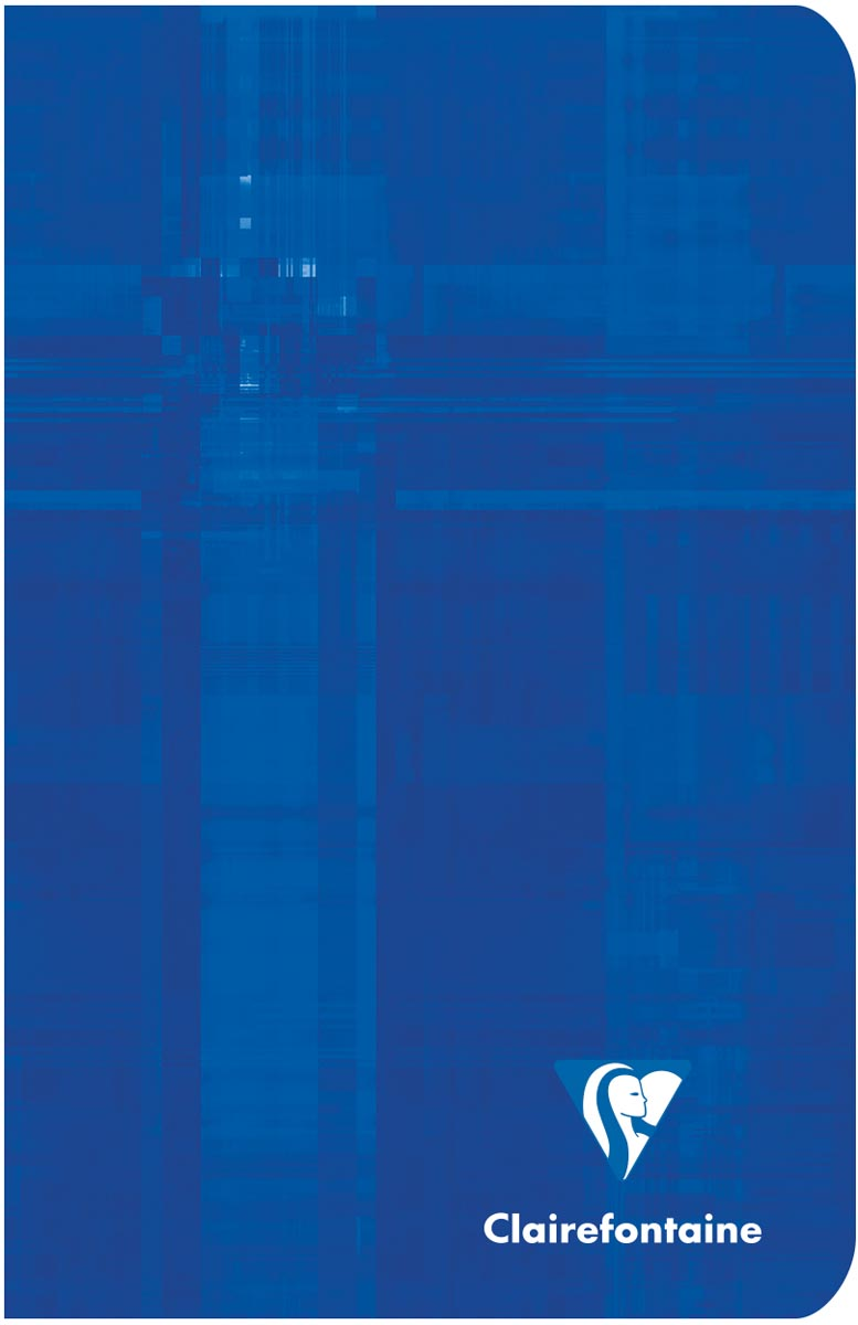 Clairefontaine NOTITIEBLOK 110X170MM L ASS (3606C)