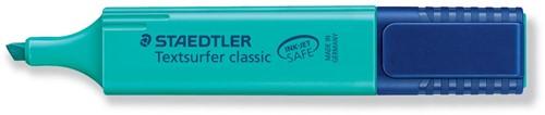 Staedtler Markeerstift Textsurfer Classic turkoois (copy safe)