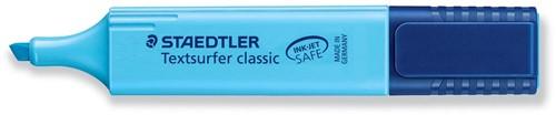 Staedtler Markeerstift Textsurfer Classic blauw