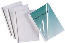 GBC thermische omslagen ThermaBind Standard ft A4, 1,5 mm, pak van 100 stuks
