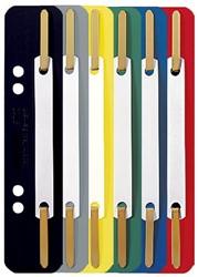 Leitz snelhechters, PP, geassorteerde kleuren, pak van 250 stuks