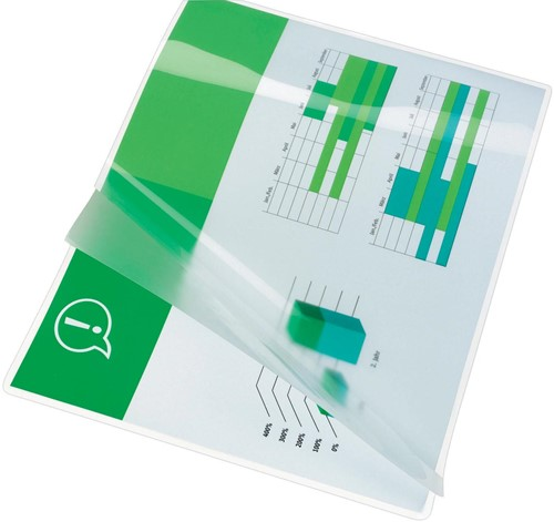 GBC Document lamineerhoes ft A4, 150 micron (2 x 75 micron), pak van 100 stuks