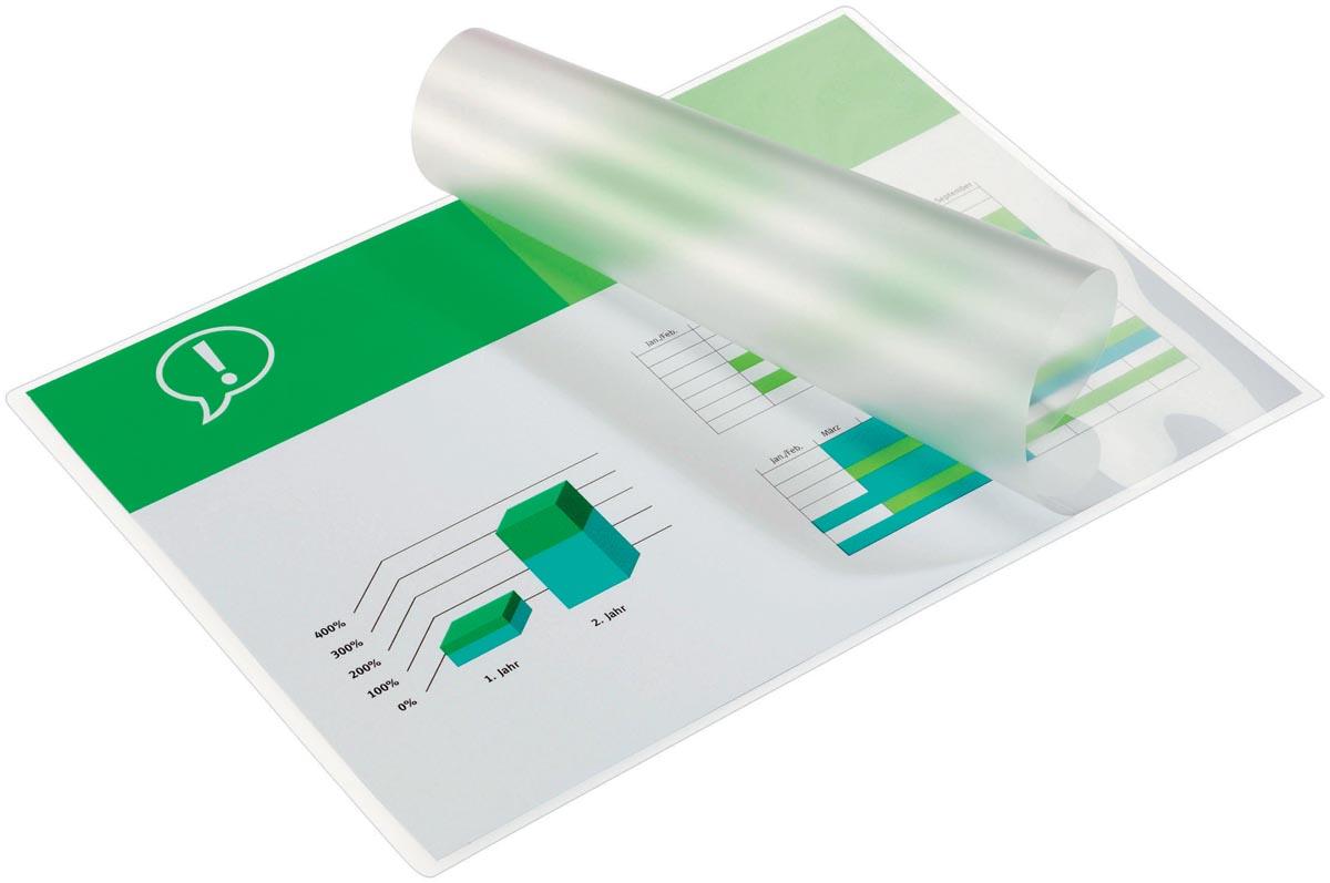 GBC Document lamineerhoes ft A6, 250 micron (2 x 125 micron), pak van 100 stuks