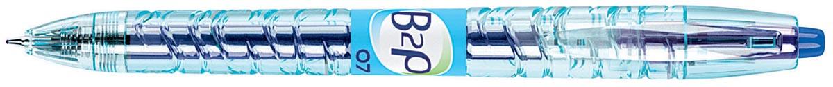 Pilot intrekbare roller B2P blauw