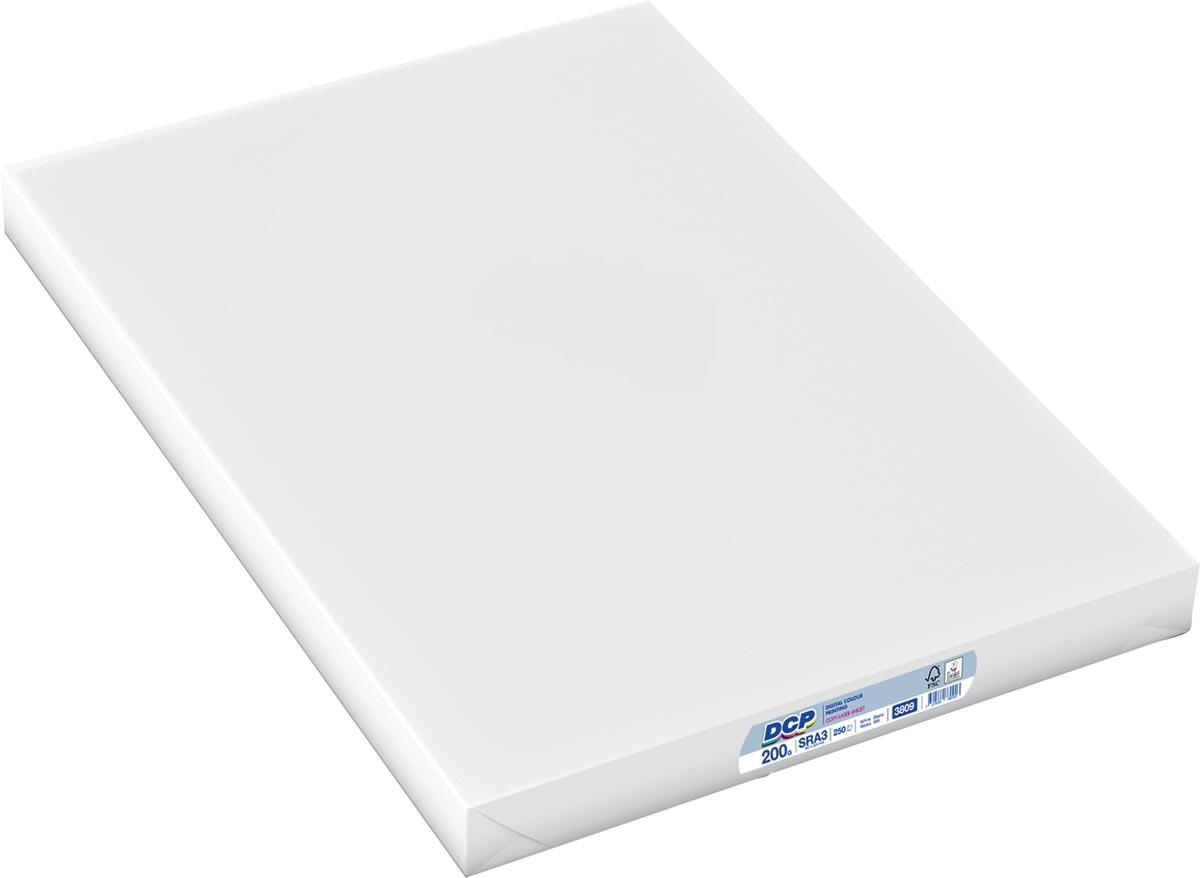 Clairefontaine DCP presentatiepapier ft SRA3, 200 g, pak van 250 vel