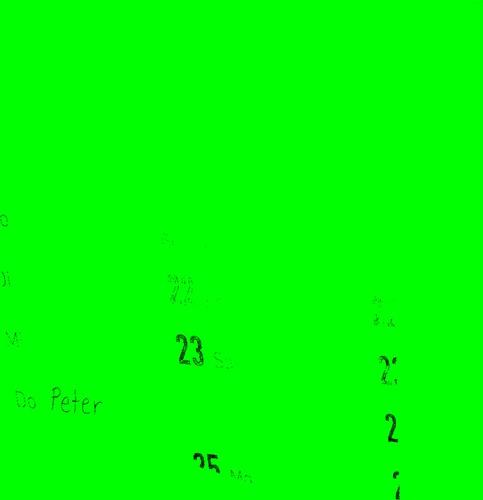 Avery marking dots, diameter 10 mm, rol met 800 stuks, roze