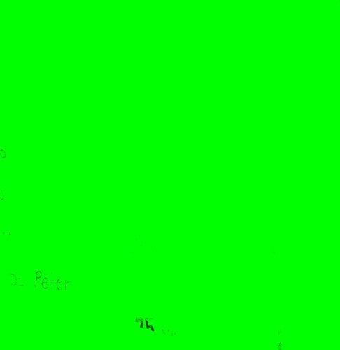 Avery marking dots, diameter 19 mm, rol met 250 stuks, groen
