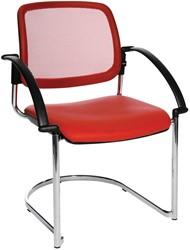Topstar bezoekersstoel Open Chair 30, rood