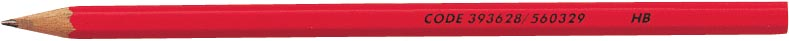 STAR potlood zonder gum, doos van 12 stuks