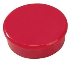 Dahle magneten diameter 32 mm, rood