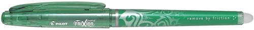 Pilot Roller Frixion Point groen