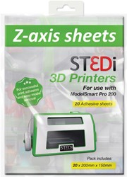 ST3Di Pro 200 Z-Axis Sheets