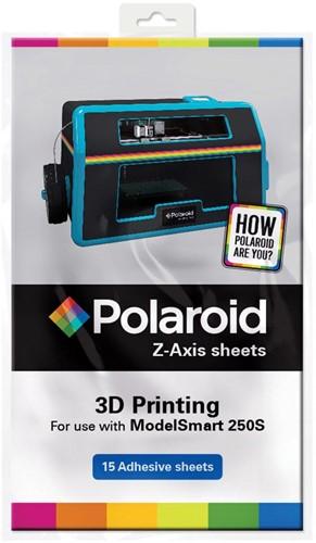 Polaroid Z-Axis Sheets lijmvellen 250S, pak van 15 vel