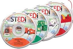 ST3Di PLA Starter Pack (pack 4 kleuren)