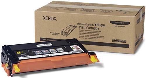 Xerox Tonercartridge geel  - 6000 pagina's - 113R00725