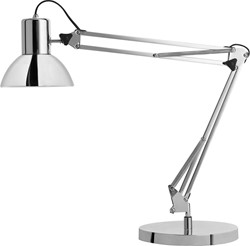 Unilux bureaulamp Success 80, chroom