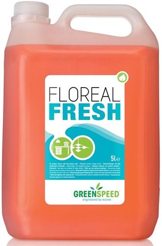 Ecover geconcentreerde allesreiniger Floreal Fresh, bloemenparfum, flacon van 5 liter