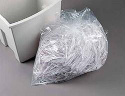 Rexel opvangzakken voor papiervernietigers 40 l, pak van 100 zakken
