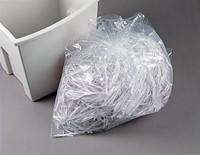 Rexel opvangzakken voor papiervernietigers 180 l, pak van 100 zakken