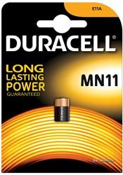 Duracell batterij Specialty MN11, op blister
