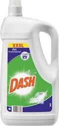 Dash vloeibaar wasmiddel, voor witte en gekleurde was, 85 wasbeurten, flacon voor 5,525 liter