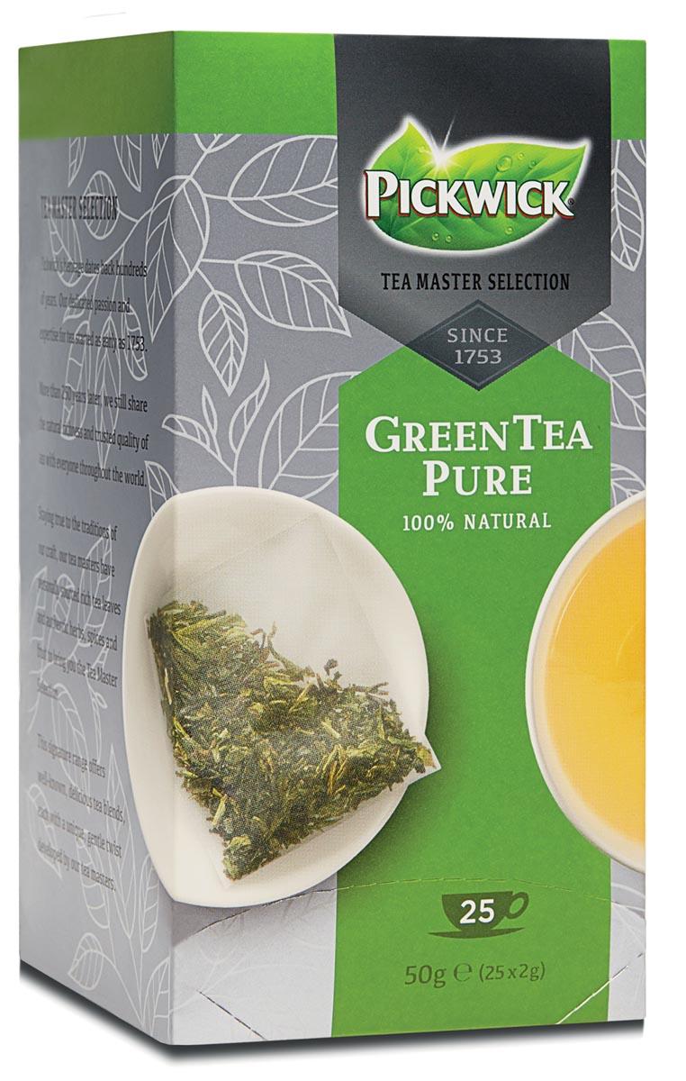 Thee Pickwick Master Selection green pure 25 zakjes van 2gr
