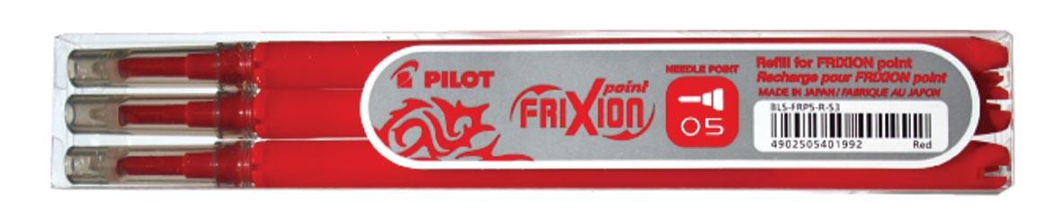 Pilot Vullingen voor Frixion Point rood
